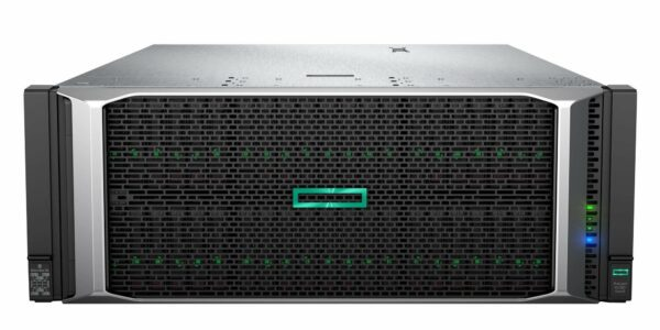 HPE ProLiant DL580 Gen10 Server - With warranty and technical service for installation or support.
